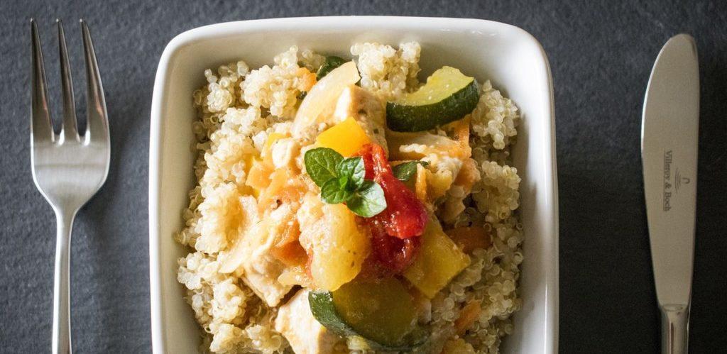 La quinoa, alimento esencial de toda alimentación saludable