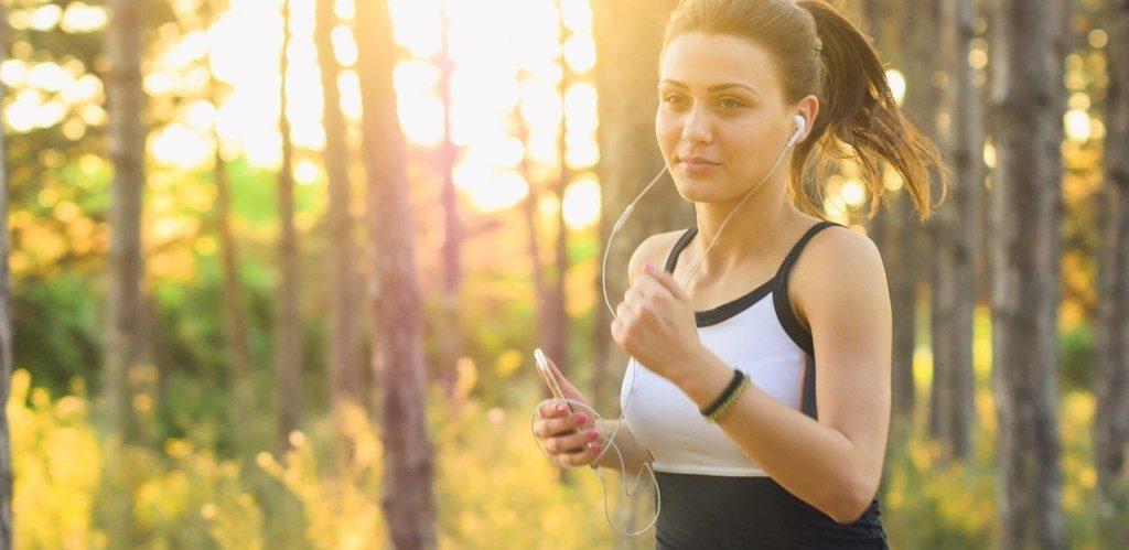 Hidratación y actividad física