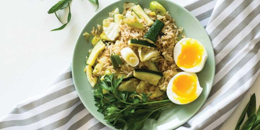 Razones para incorporar el huevo a la alimentación